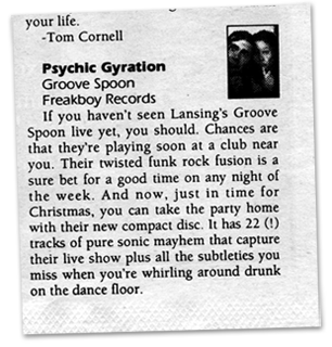Psychic Gyration Review